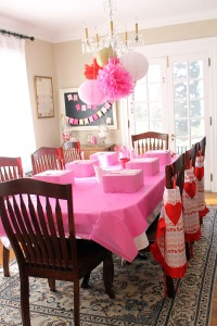 valentine sweets | polka dots and picket fences