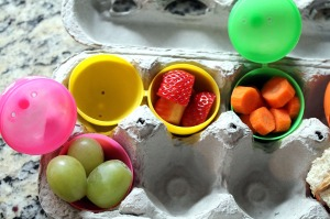 egg-cellent lunch | polka dots and picket fences