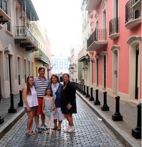 puerto rico | polka dots and picket fences