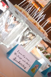 frozen birthday party |polka dots and picket fences