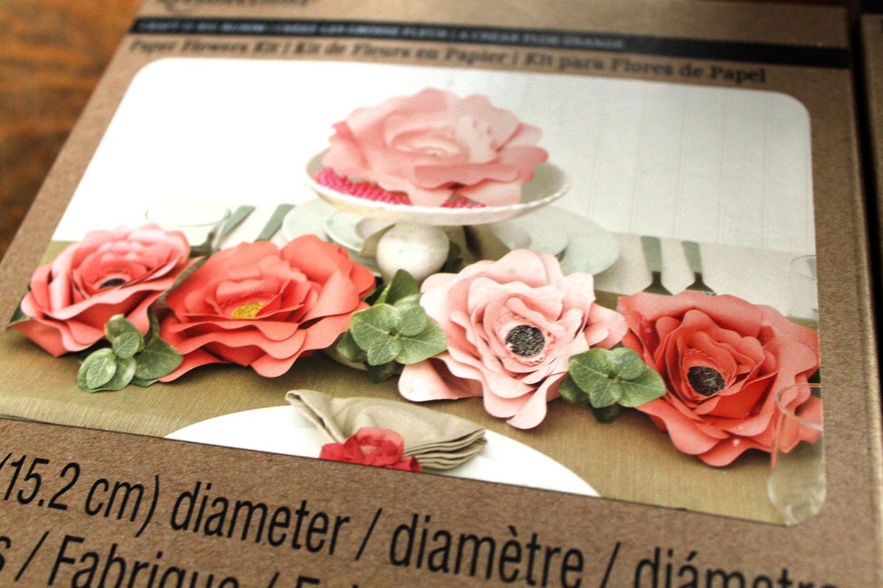 Large paper flower kits romeondinez large paper flower kits mightylinksfo